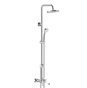 VIDIMA BALANCE Душевая система со смесителем для ванны/душа