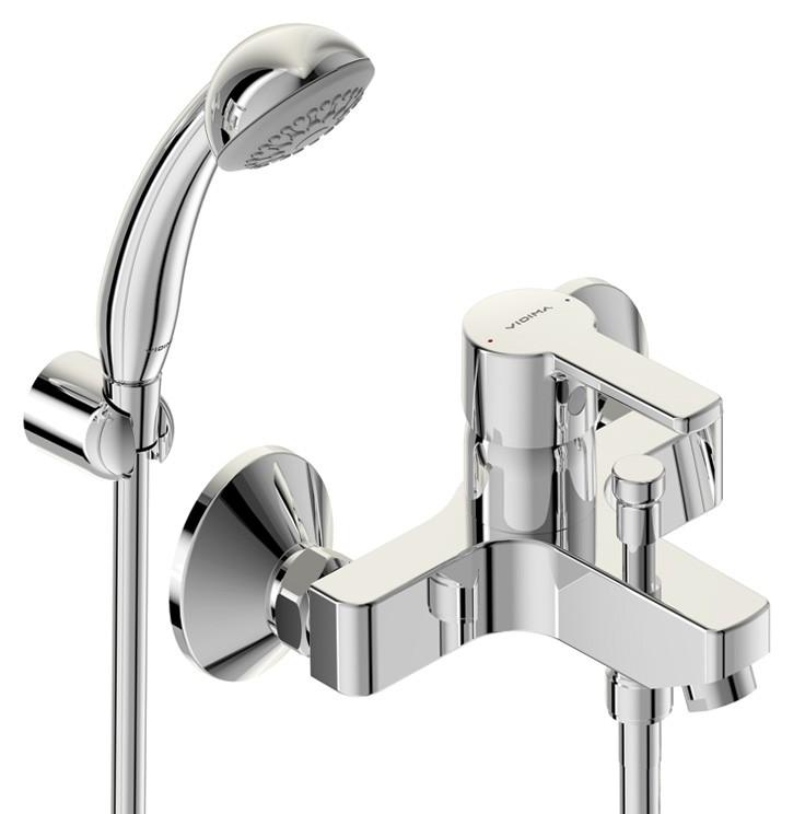 """Смеситель для ванны """"Vidima - Уно"""" (короткий излив) арт.238"""