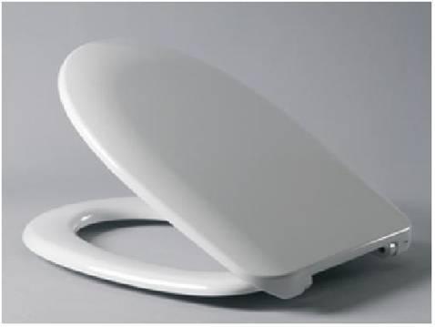 Сиденье для унитаза HARO-Nordica (дюропласт)