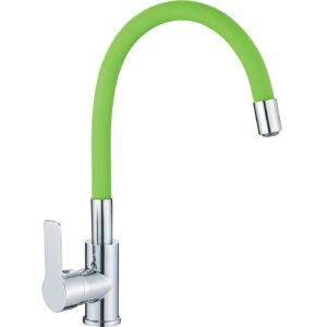 Смеситель для кухни Haiba 70112-12 (зелёный)