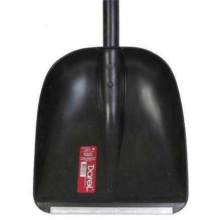 Лопата снегоуборочная малая с ручкой 60230