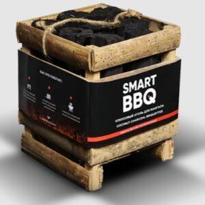 Кокосовый уголь для мангала Smart BBQ
