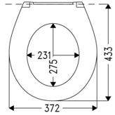Схема сиденья Харо Океан