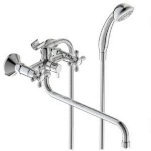 Смеситель для ванны Vidima Retro (Видима-Ретро) излив400 арт.349