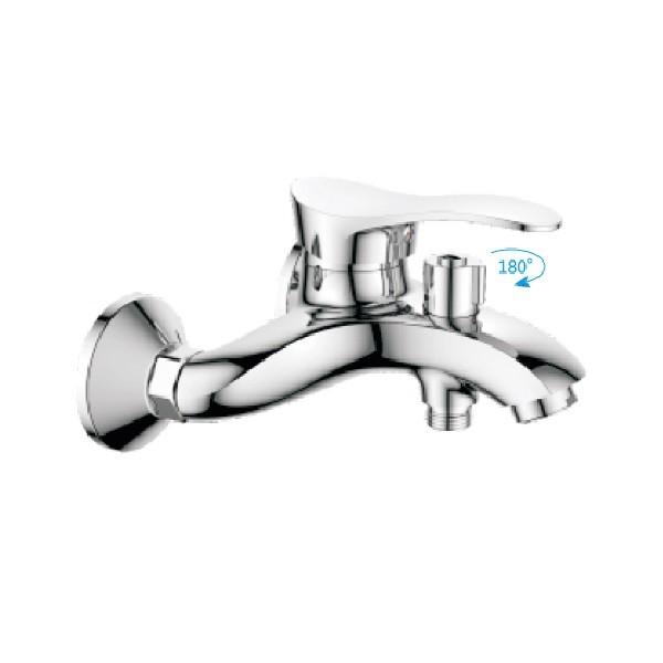 Смеситель для ванны (короткий нос) Haiba арт.6001