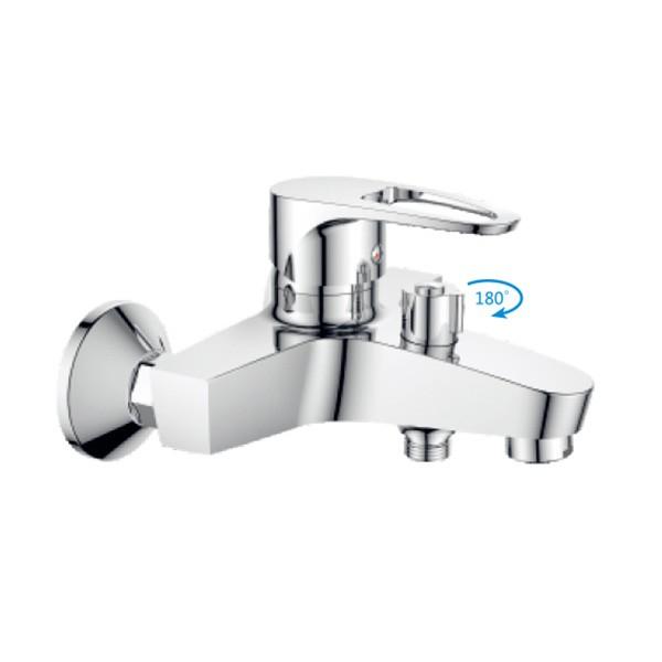 Смеситель для ванны (короткий нос) Haiba арт.6065